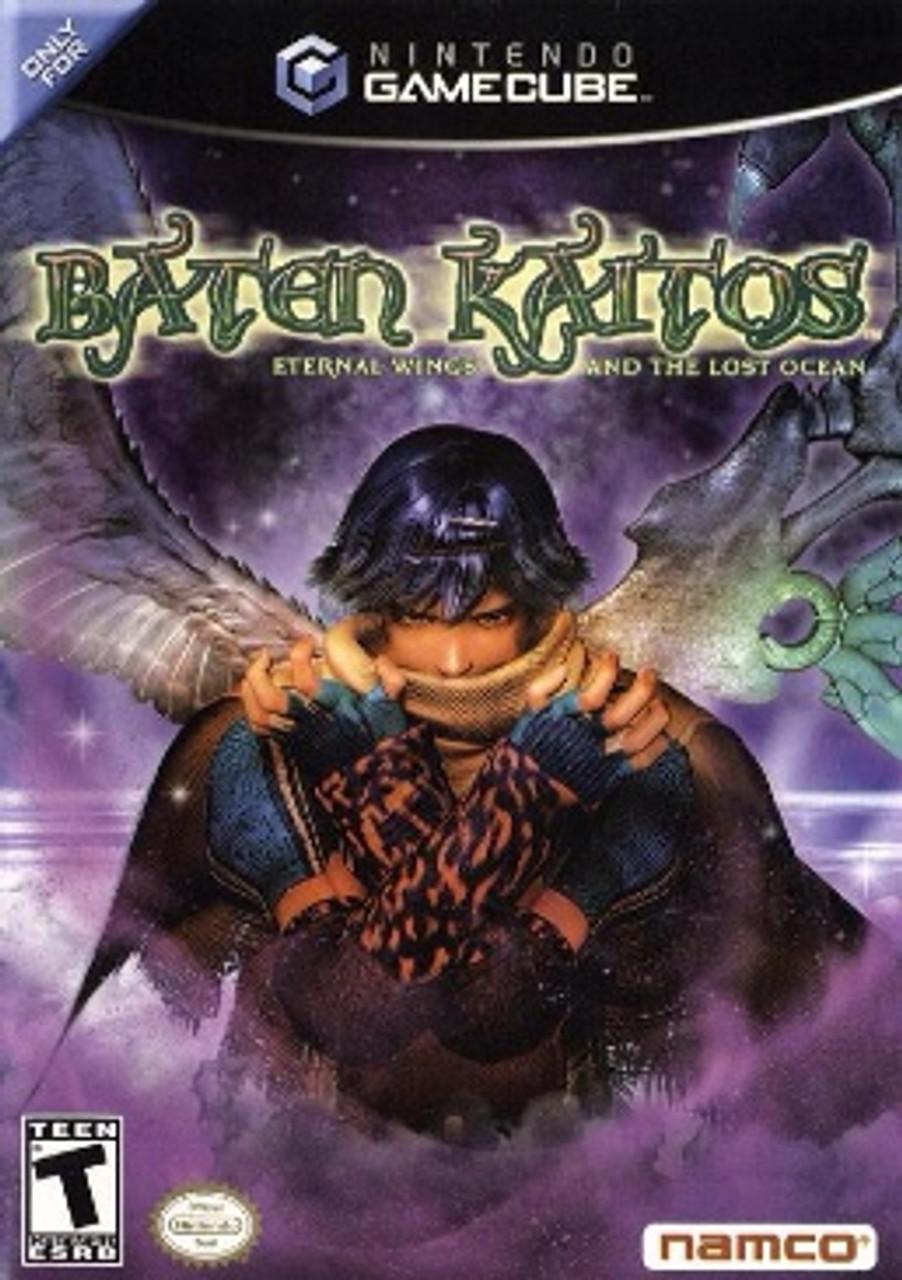 BATEN KAITOS ETERNAL WINGS  - GAMECUBE