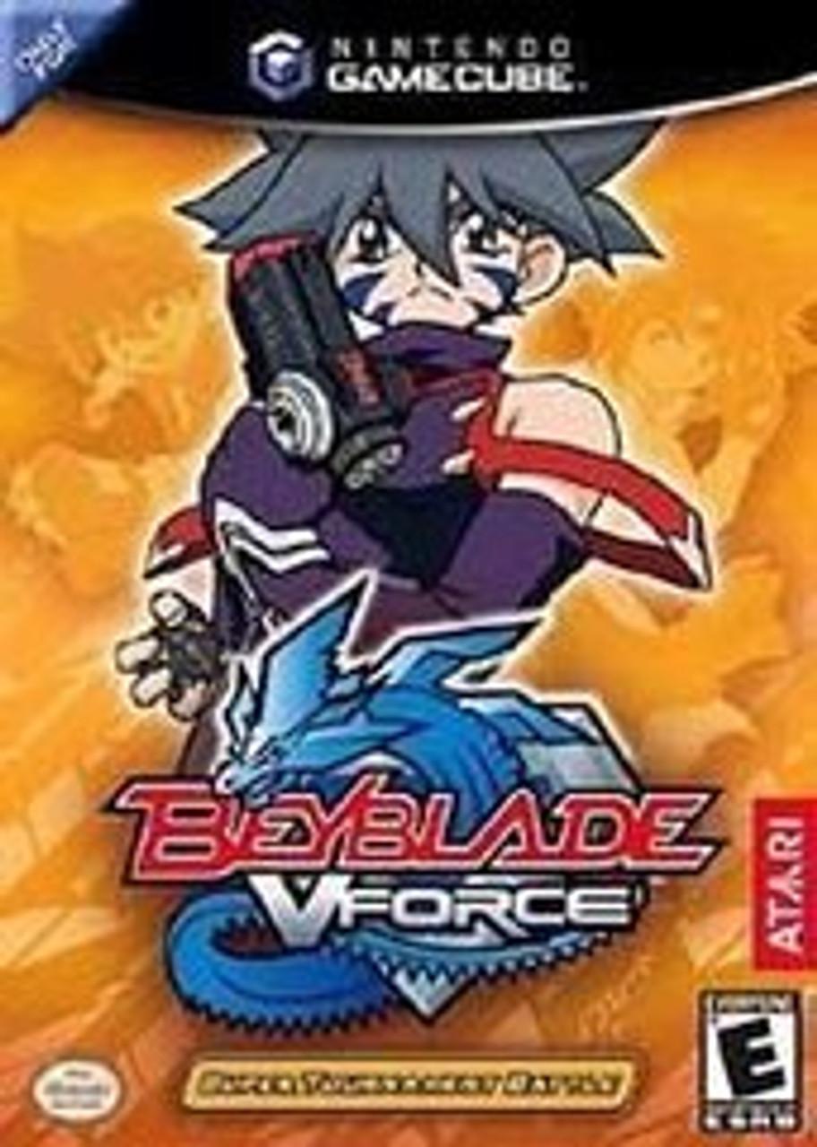 BEYBLADE V-FORCE  - GAMECUBE