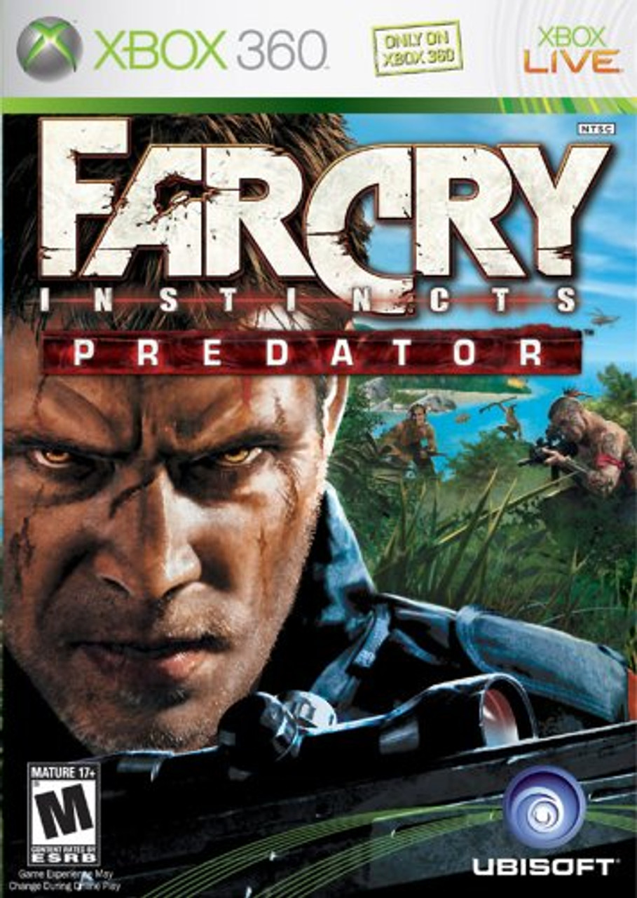 Far Cry Instincts Predator Xbox 360 Monstergames