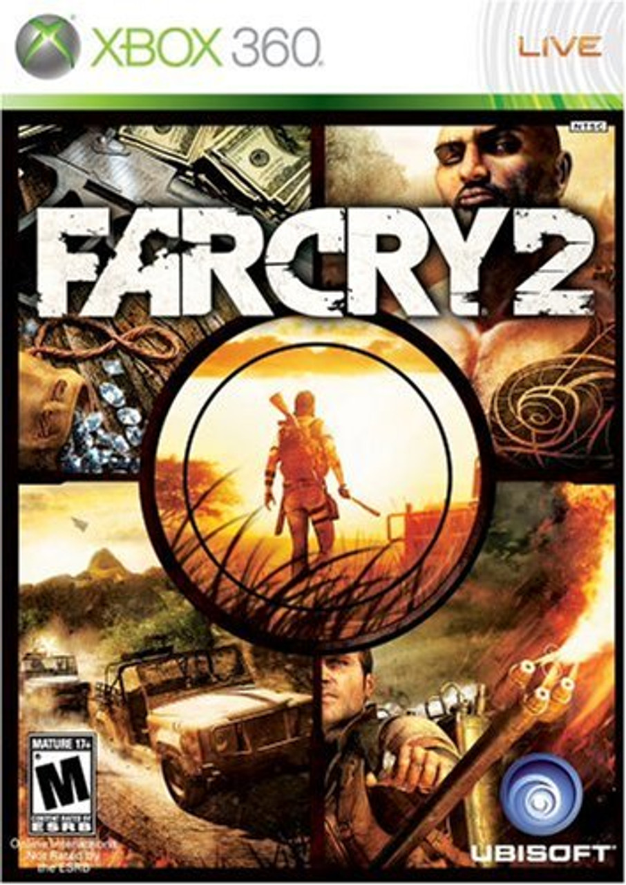 Far Cry 2 Xbox 360 Monstergames