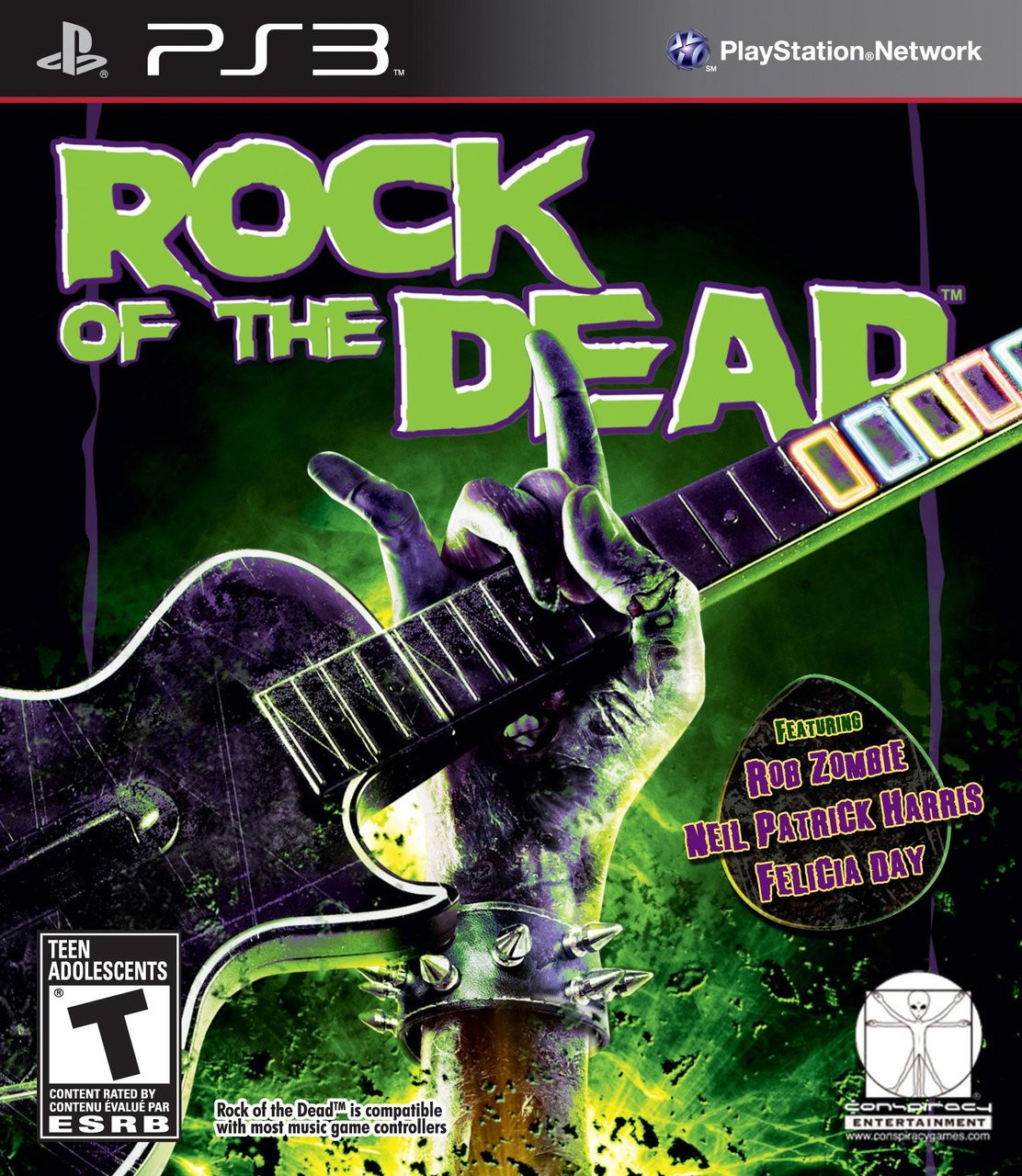 ROCK OF THE DEAD  - PS3