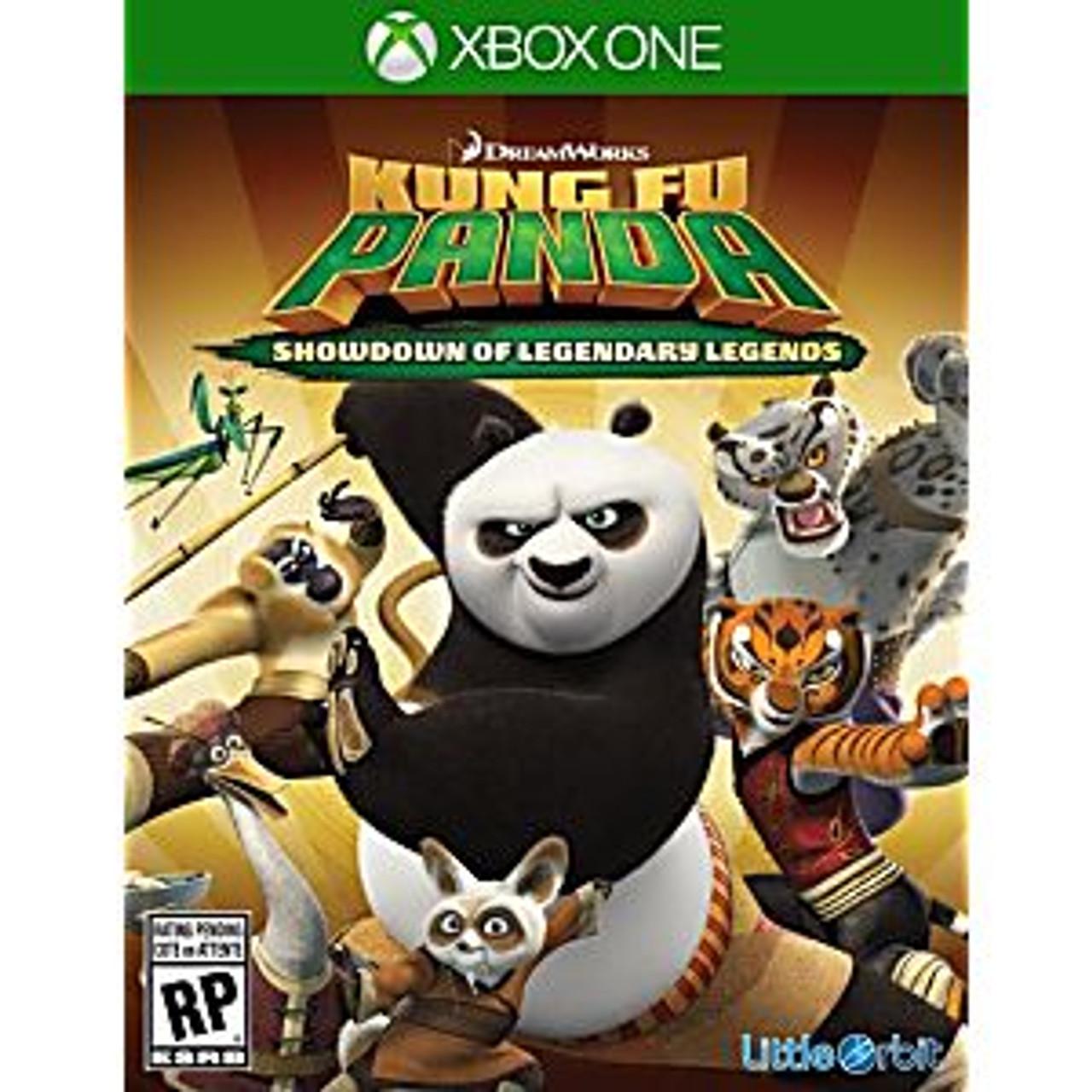 KUNG FU PANDA SHOWDOWN - XBOX ONE