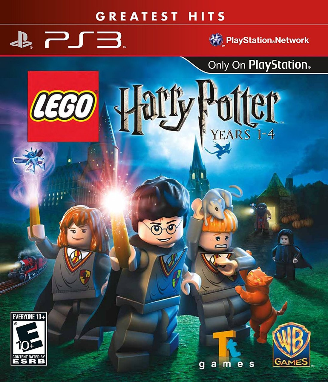 Lego Harry Potter Years 1 4 Ps3 Monstergames