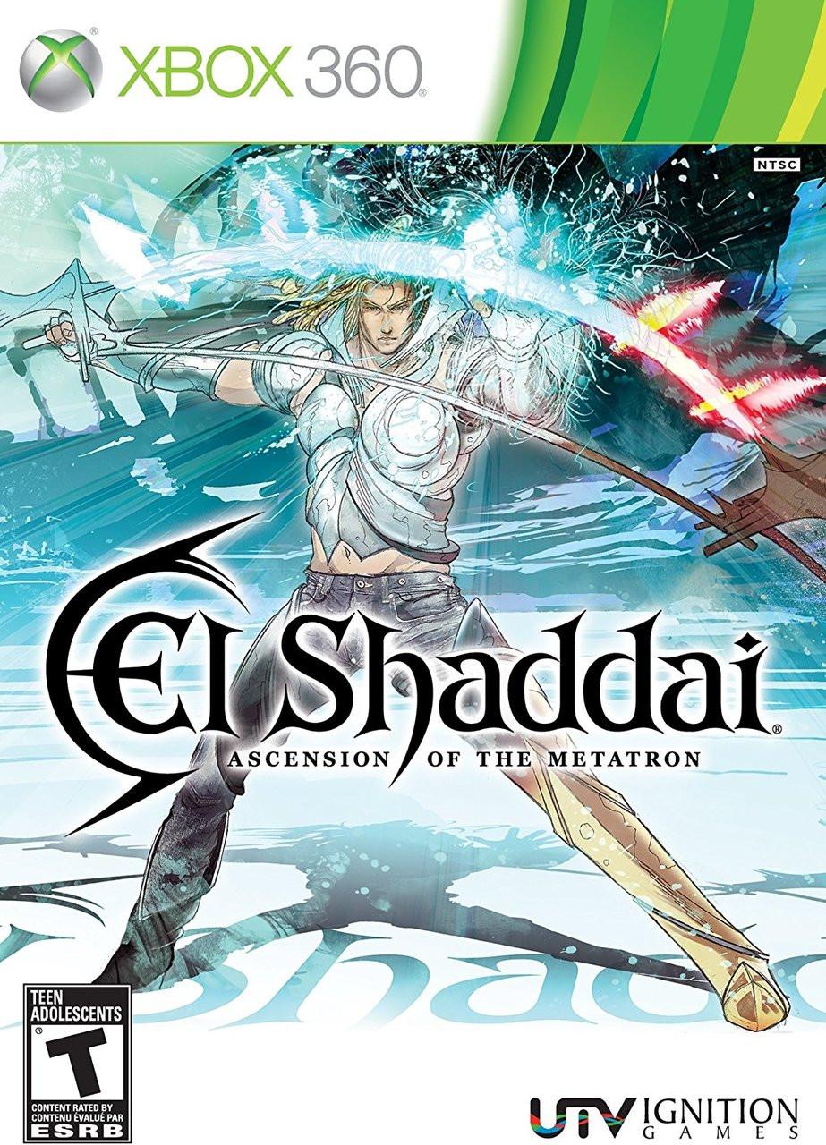 EL SHADDAI: ASCENSION OF THE METATRON  - XBOX 360