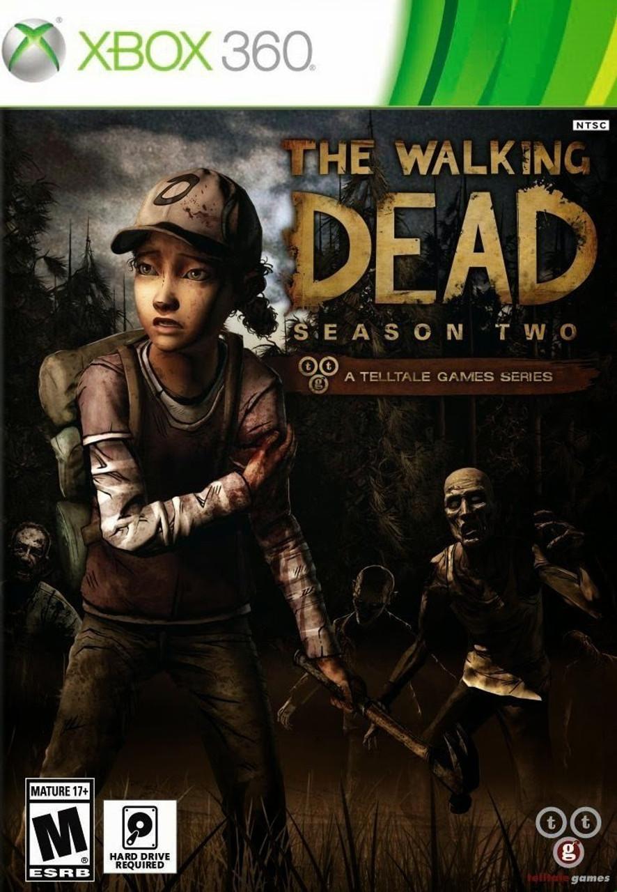 WALKING DEAD: SEASON TWO   - XBOX 360