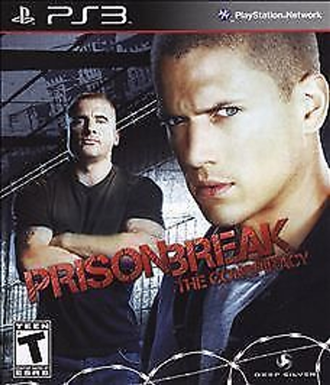 PRISON BREAK: THE CONSPIRACY  - PS3