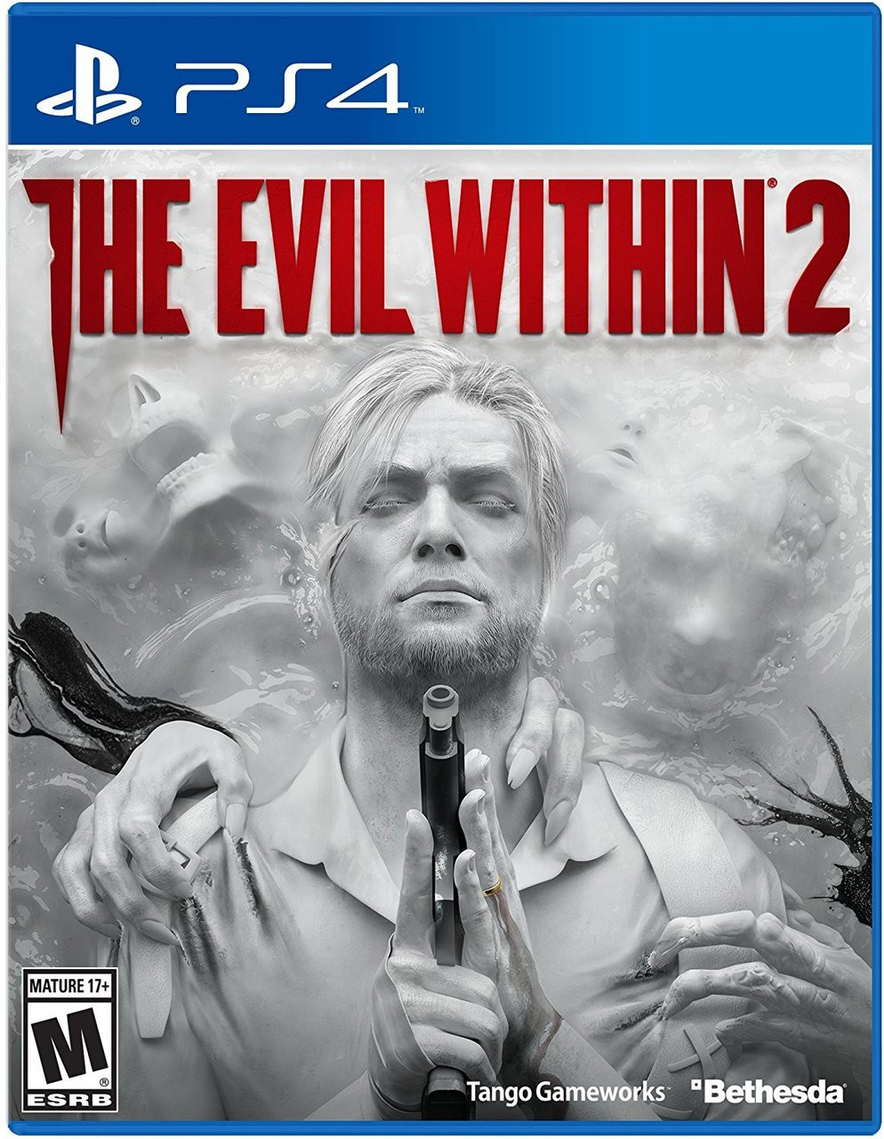 EVIL WITHIN 2 - PS4