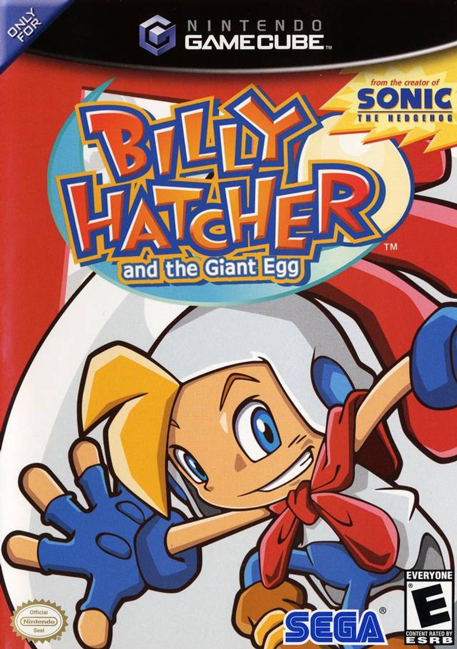 BILLY HATCHER - GAMECUBE