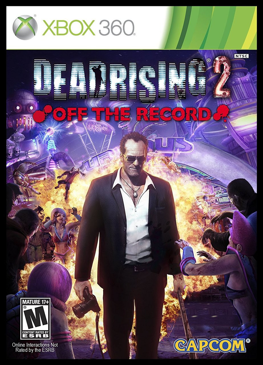 Dead Rising 2 Off The Record Xbox 360 Monstergames