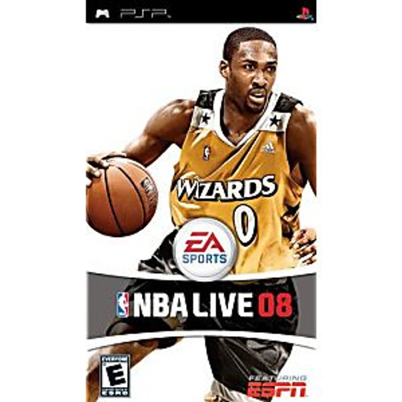 NBA LIVE 2008 - PSP