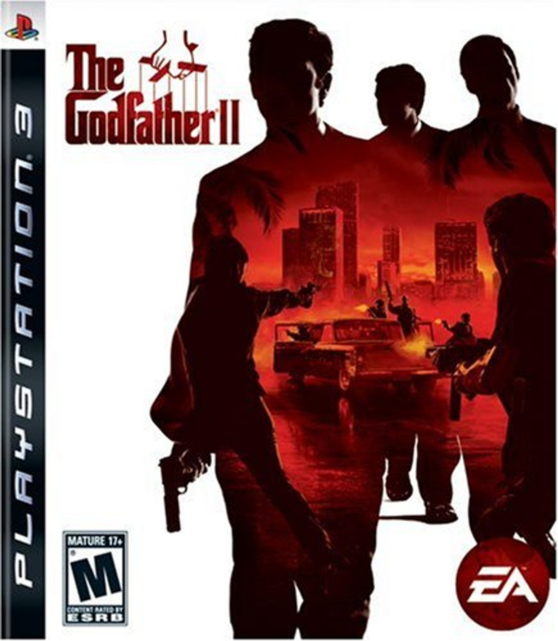 GODFATHER 2 [M] - PS3 - PS3
