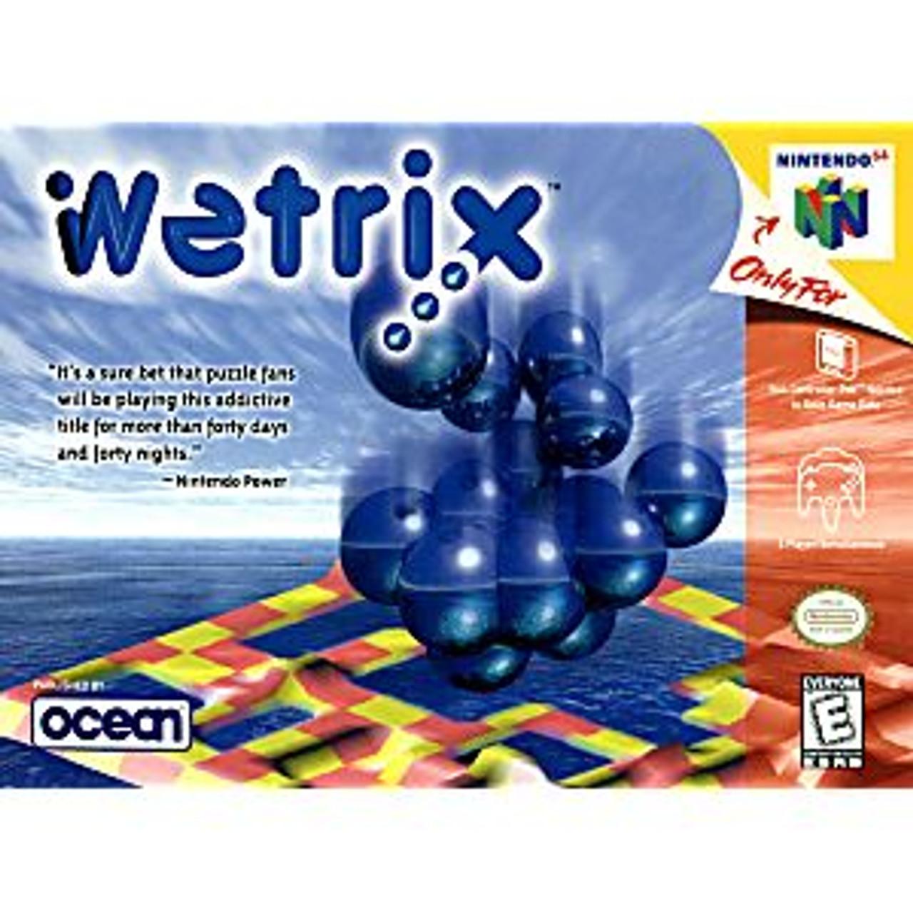 WETRIX - N64