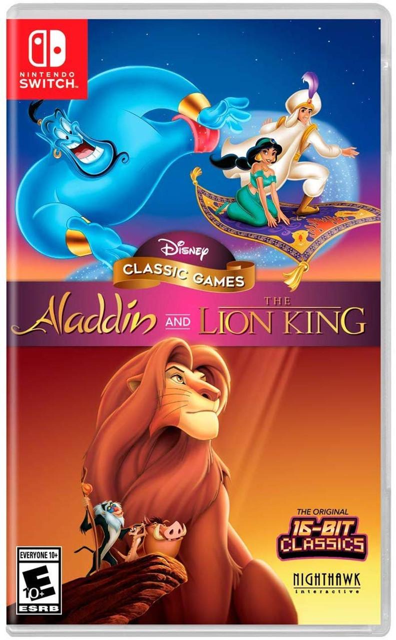 Aladdin & Lion King - Switch