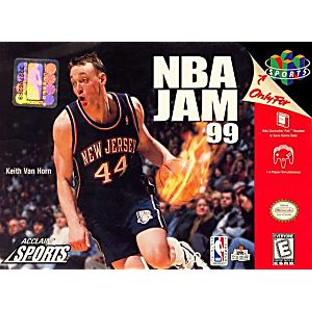 NBA JAM 99 - N64