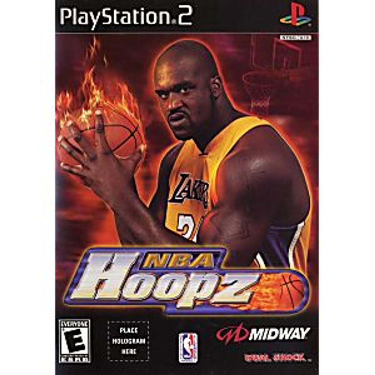 NBA HOOPZ - PS2