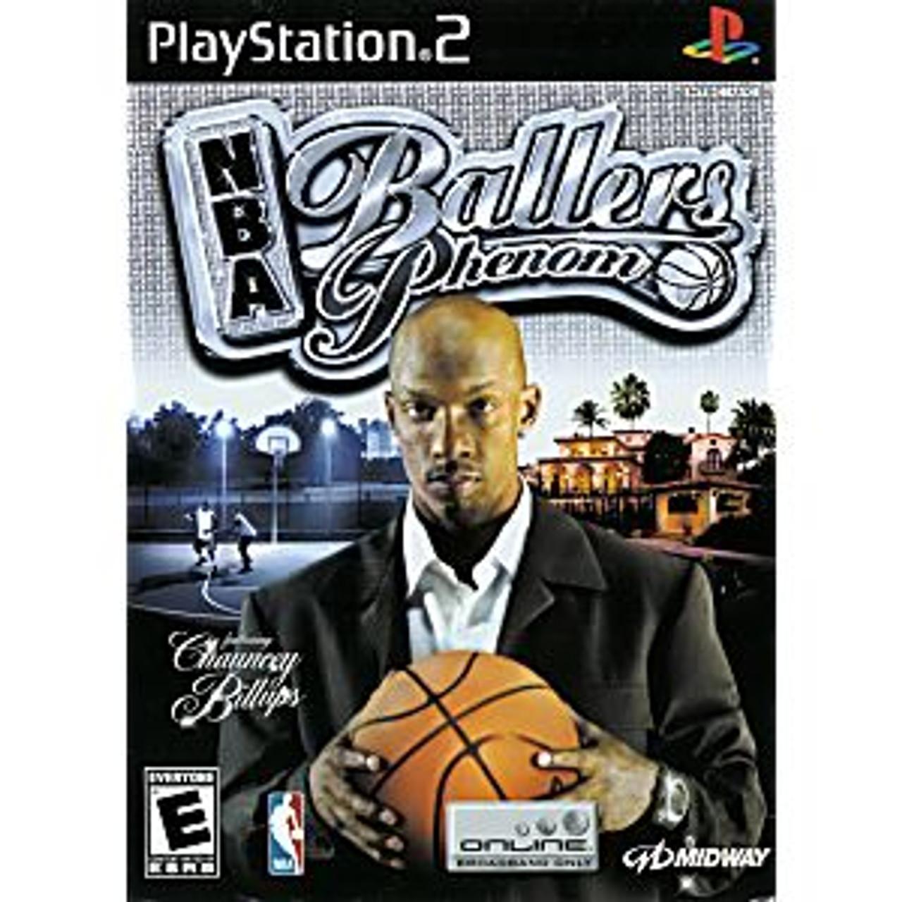 NBA BALLERS PHENOM [E]