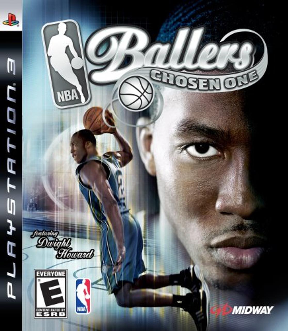 NBA BALLERS CHOSEN ONE - PS3