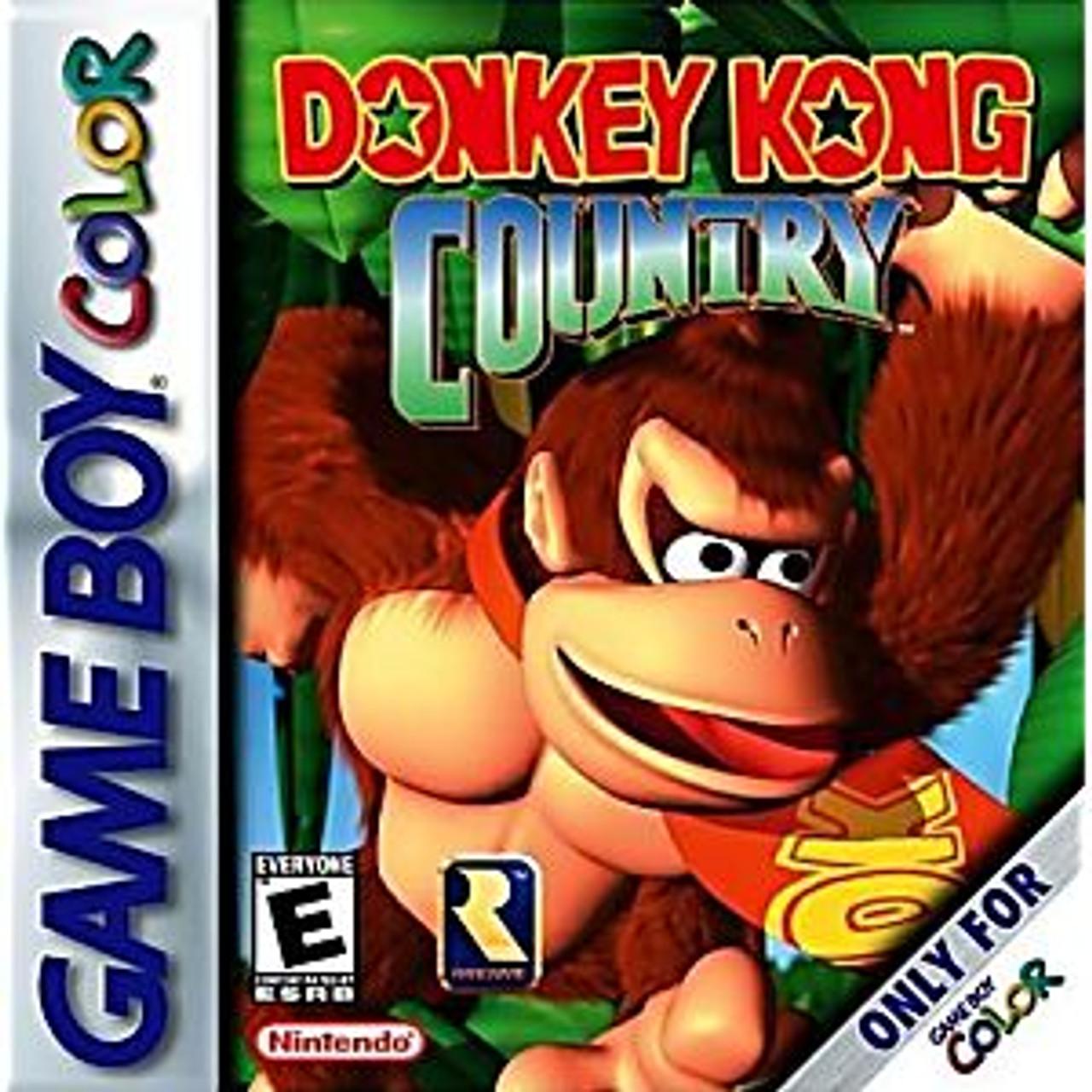 DONKEY KONG COUNTRY [E]