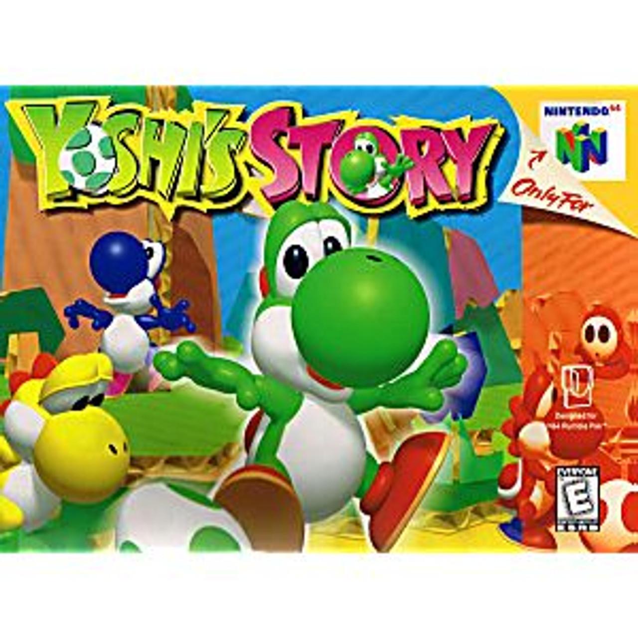 YOSHIS STORY  - N64