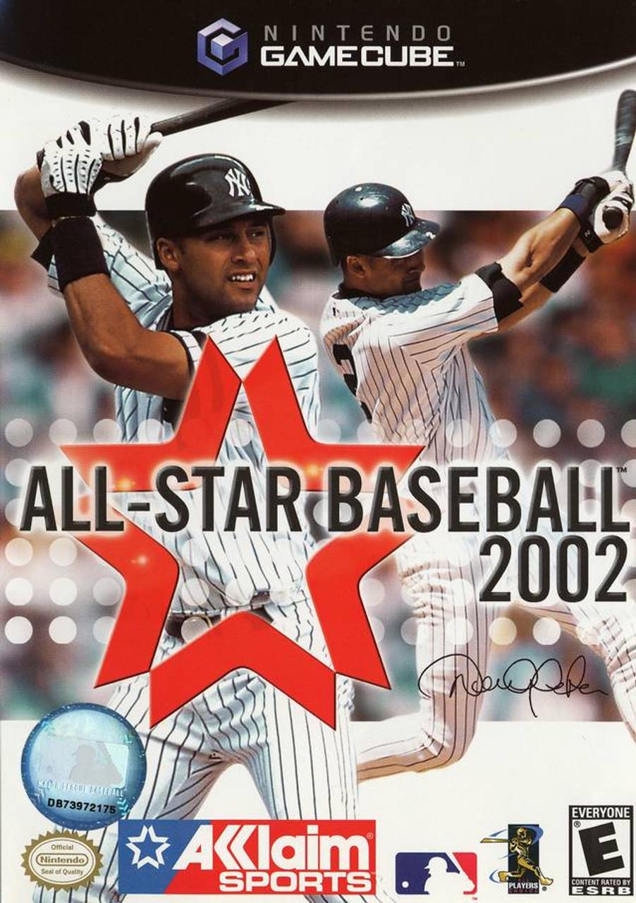 ALL-STAR BASEBALL 2002 - GAMECUBE