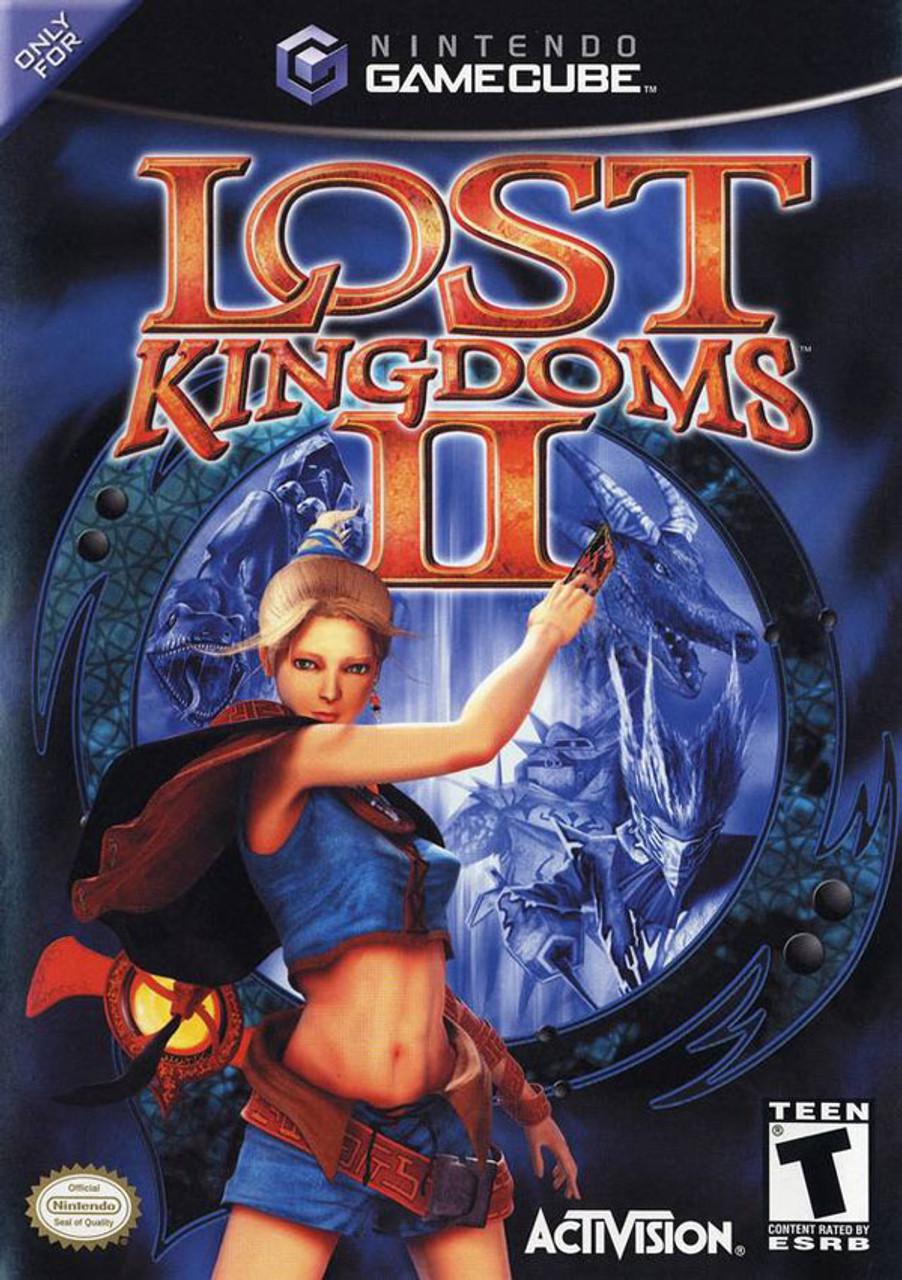 LOST KINGDOMS 2  - GAMECUBE