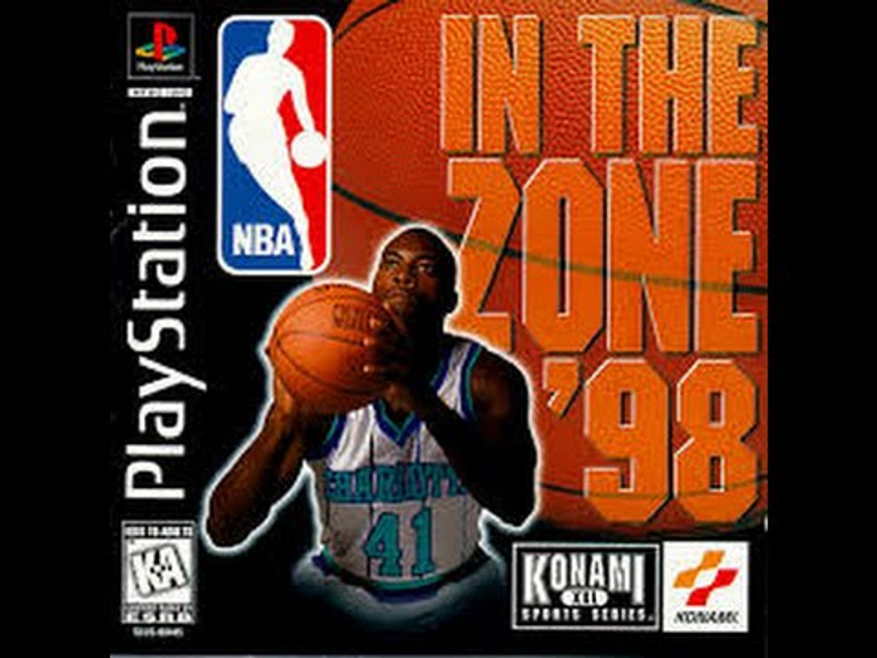 NBA IN THE ZONE '98 - PSX