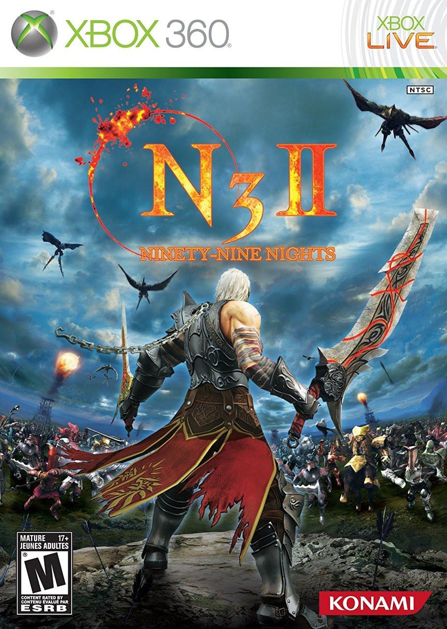 N3II: NINETY - XBOX 360