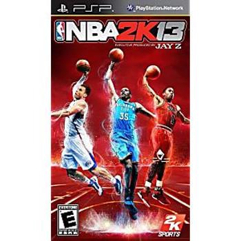 NBA 2K13 - PSP