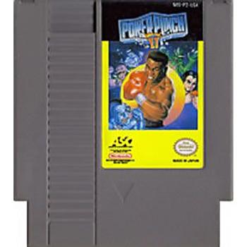 POWER PUNCH II - NES