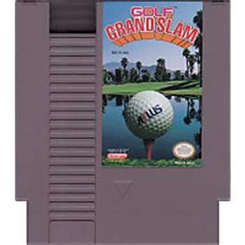 GOLF GRAND SLAM - NES