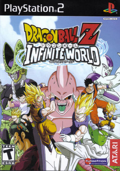 DRAGON BALL Z INFINITE WORLD [T]
