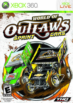 WORLD OF OUTLAWS: SPRINT CARS  - XBOX 360