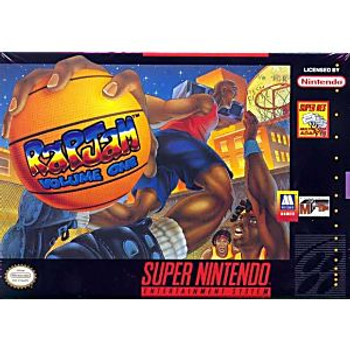 RAP JAM VOLUME 1 - SNES
