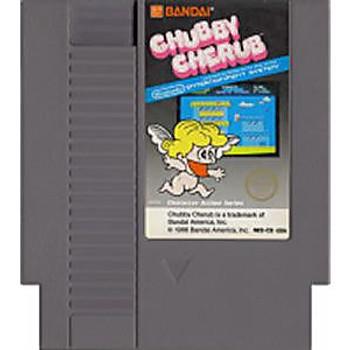 CHUBBY CHERUB - NES