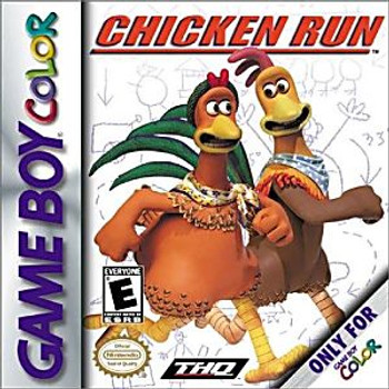 CHICKEN RUN - GBC