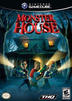MONSTER HOUSE - GAMECUBE
