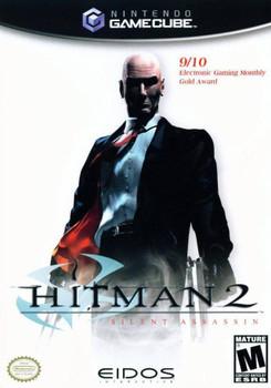 HITMAN 2 SILENT ASSASSIN - GAMECUBE