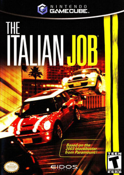 ITALIAN JOB  - GAMECUBE