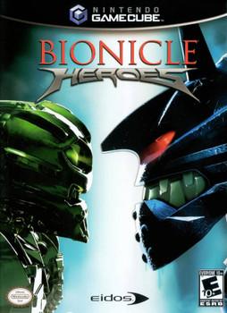 BIONICLE HEROES  - GAMECUBE