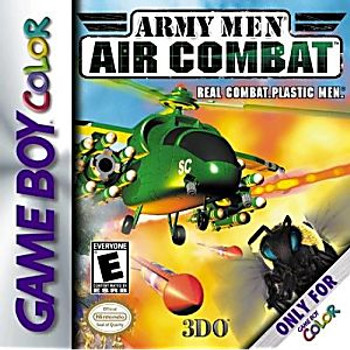 ARMY MEN AIR COMBAT - GBC
