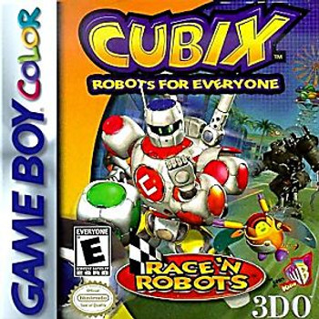 CUBIX ROBOTS FOR EVERYONE [E]