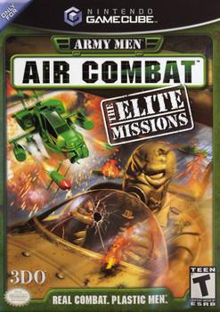 ARMY MEN AIR COMBAT ELITE MISSIONS - GAMECUBE
