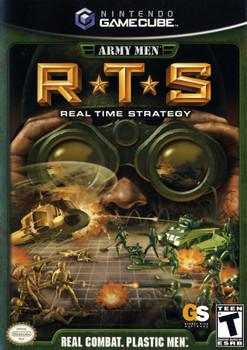 ARMY MEN R.T.S.  - GAMECUBE