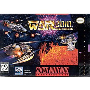 WAR 3010 THE REVOLUTION - SNES