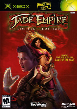 JADE EMPIRE LIMITED EDITION  - XBOX
