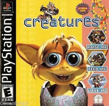 CREATURES - PSX