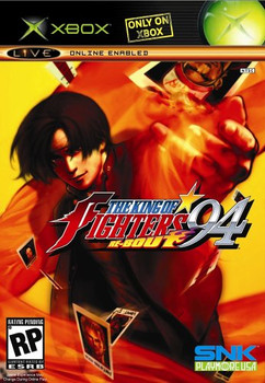 KING OF FIGHTERS 94 RE BOUT - XBOX