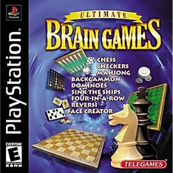ULTIMATE BRAIN GAMES - PSX
