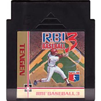 RBI BASEBALL 3  - NES