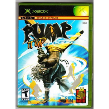 PUMP IT UP EXCEED BUNDLE - XBOX